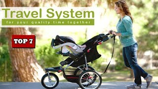 Top 7 Best Travel System Stroller Reviews and Comparisons 2018 | Lightweight Baby Stroller