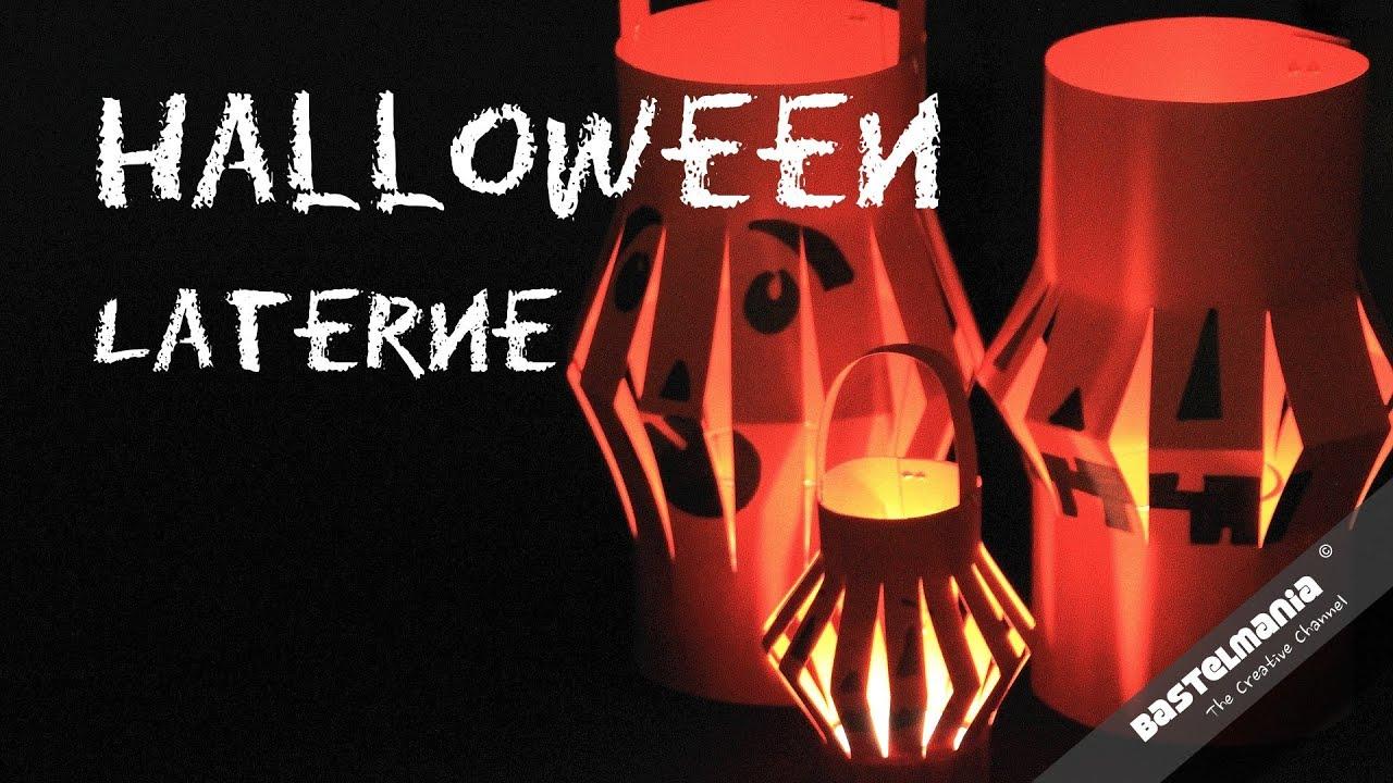 halloween k rbis laterne pumpkin lantern youtube. Black Bedroom Furniture Sets. Home Design Ideas