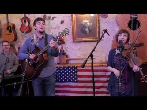"Friends with the Weather - ""Brave Man from Ohio"" (Andy Murray cover) Live from Johnny's Speakeasy"