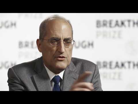 Edward Witten: 2017 Breakthrough Prize Laureate Interviews