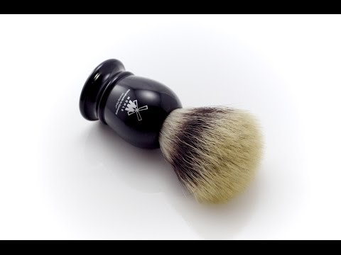 Are synthetic shaving brushes viable?  Here's my take on it...