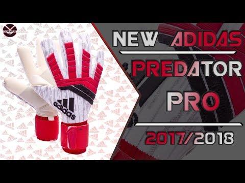 PES 2013 GLOVES ADIDAS PREDATOR PRO 2017/2018 By DaViDBrAz