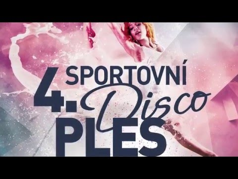 4. Sportovní Disco Ples, Česká Třebová 27.2.2016