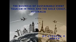The Business of Sustainable Event Tourism in India and the Gold Coast, Australia