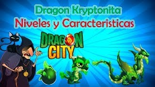 Dragon Kryptonita De Dragon City