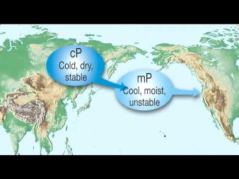Chapter 14   Air Masses