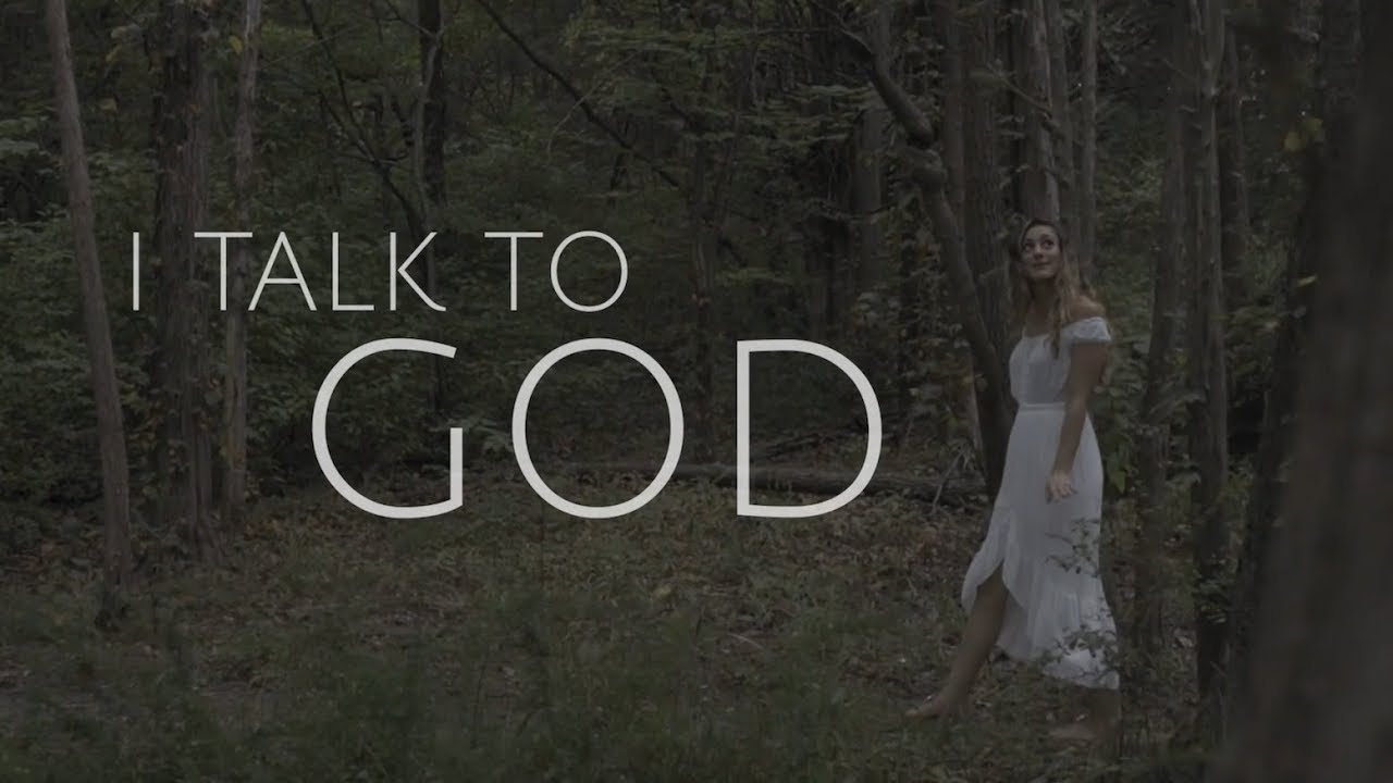 Sarah Martin- I Talk to God (Official Lyric Video)