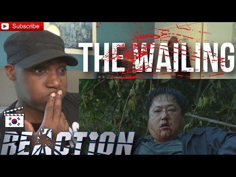 The Wailing Official Trailer 1 REACTION 곡성 哭聲 메인예고편