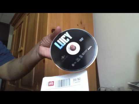 First Netflix DVD  Lucy March  7, 2015 04:50 PM UTC