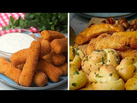 4 Incredible Comfort Food Snack Recipes