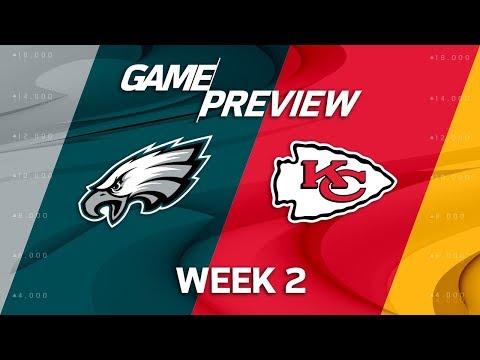 Philadelphia Eagles vs. Kansas City Chiefs | Week 2 Game Preview | Move the Sticks