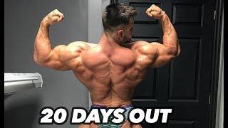 Bodybuilding motivation - regan grimes 20 days out