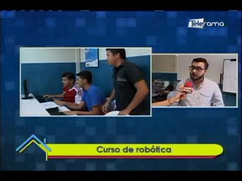 Cursos de robótica