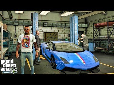 GTA 5 REAL LIFE MOD #691 - REPO JOB!!!(GTA 5 REAL LIFE MODS)