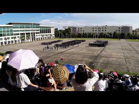 Passing Out Parade - 163rd Intake at Home Team Academy