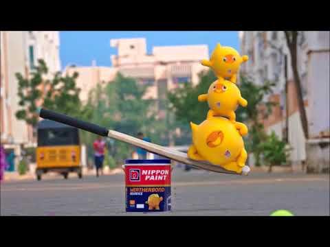 Nippon   CSK ad Yellow Podu Whistle podu