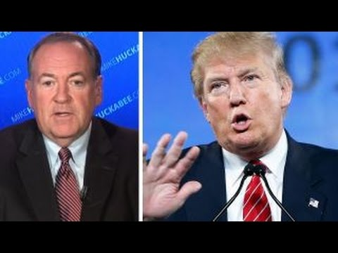 Huckabee: Trump ties his problems with 'system' to voters