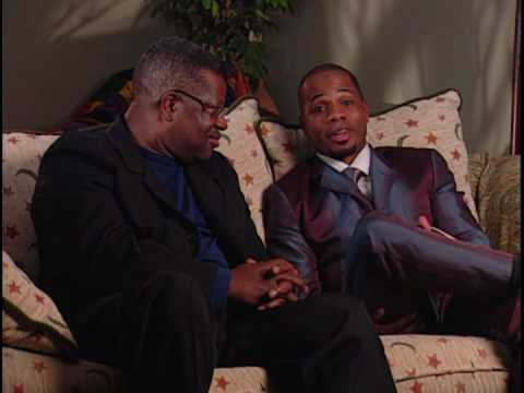Rev. Milton Biggham Talks With Kirk Franklin