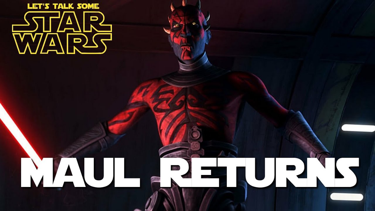 Was this the best decision/idea from The Clone Wars Series? (Let's Talk Some Star Wars)