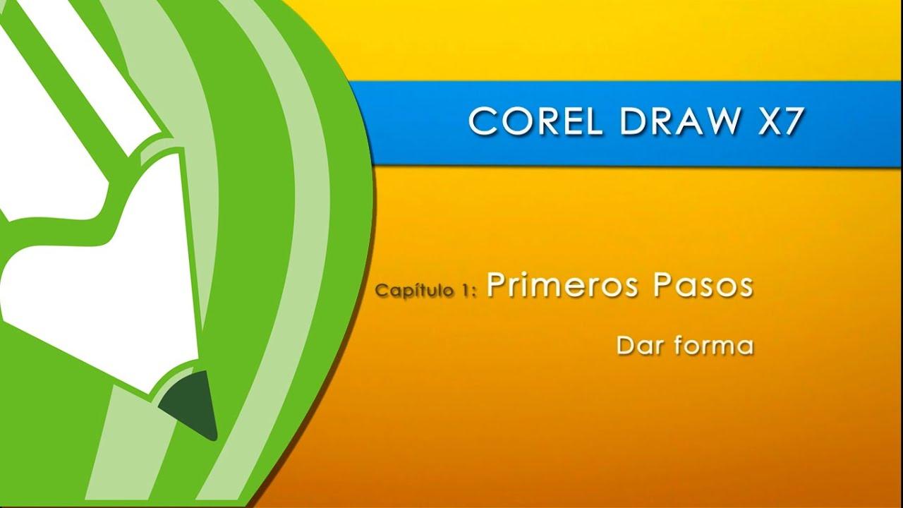 curso de corel draw x7 tutorial 5 dar forma youtubecurso de corel draw x7 tutorial 5 dar forma