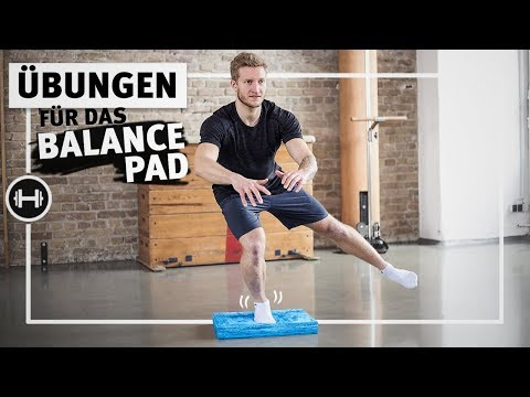 "Video: Sport-Thieme® Balance-Pad ""Premium"""