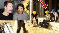 """Sandra & Luca reagieren auf """"Hilf mir!"""" - Mobbing auf dem Bau"""