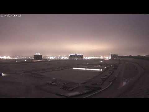 Cloud Camera 2019-02-16: Texas Motor Speedway