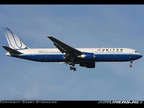 TRIBUTE TO UNITED AIRLINES