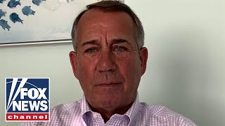 John Boehner Explains Ongoing Feud With Ted Cruz