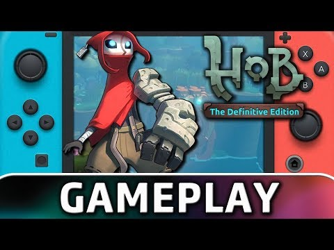 Hob: The Definitive
