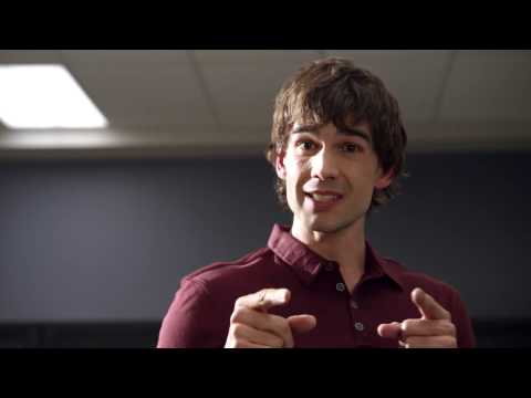 10 reasons to hang with Chris Gorham on the set of Covert Affairs.