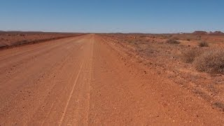 The Painted Desert Road - South Australia