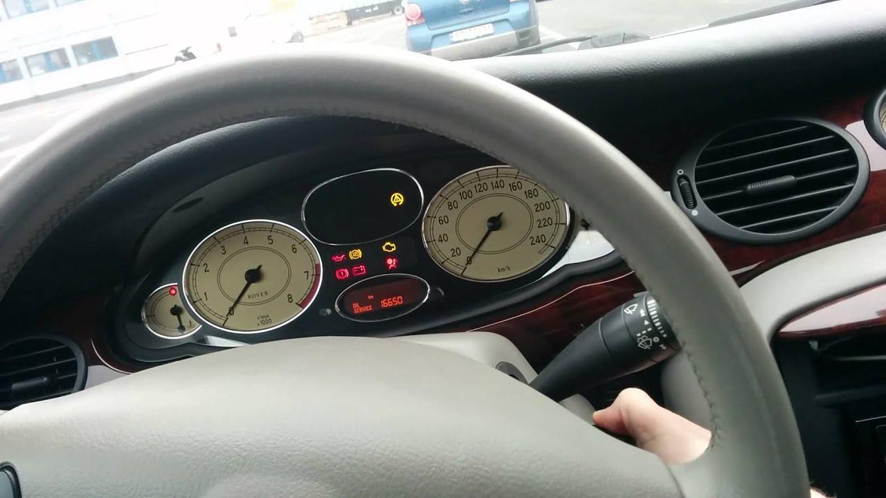 Rover 75 Probleme