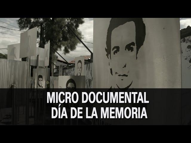 Especial Día de la Memoria UNCA