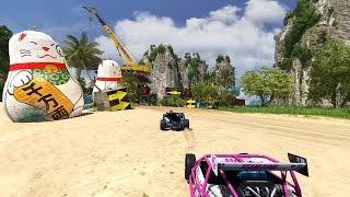 TRACKMANIA TURBO - Gameplay à 360°