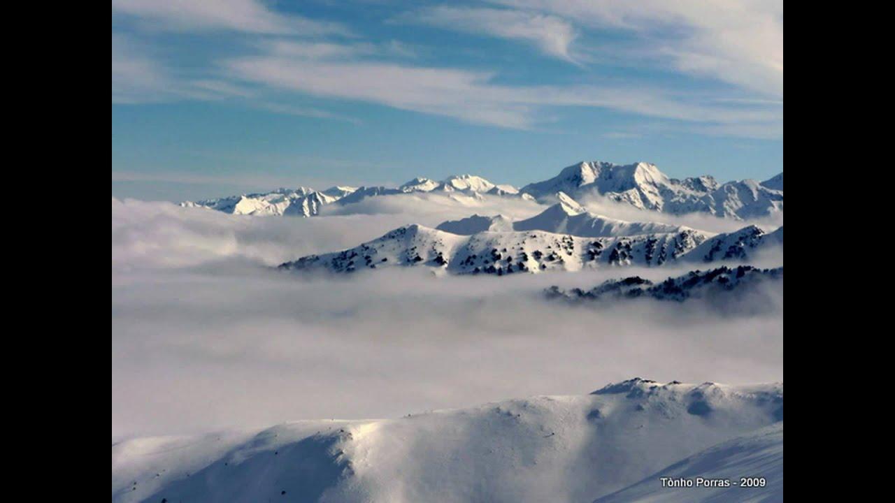 Valle de ar n invierno youtube - Inmobiliarias valle de aran ...