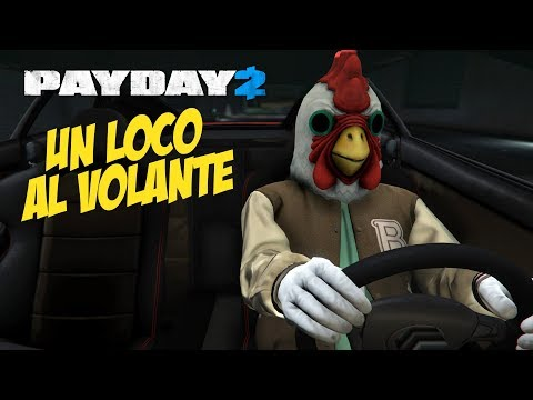 PAYDAY 2: Heavy Security Mod + La huida más épica