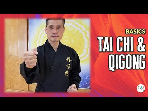 Tai Chi Qigong Practice Basics 1 | Energy Development with M