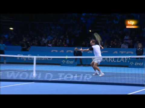 Tenis Master 1000 Londres Novak Djokovic Vs Richard Gasquet