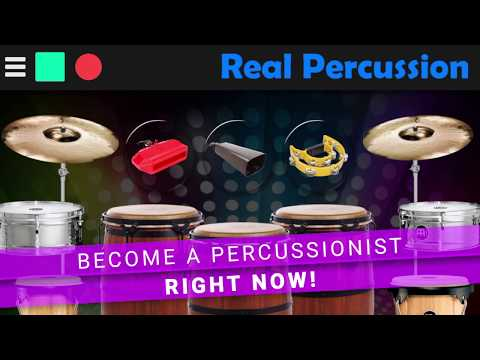 Real Percussion