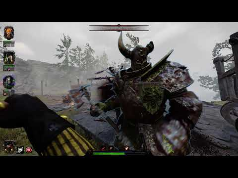 Warhammer  Vermintide 2 Cataclysmic age of the destruction with friends |