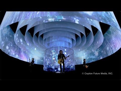 BUMP OF CHICKEN feat. HATSUNE MIKU「ray」 music