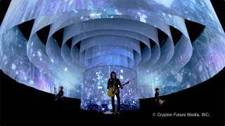 BUMP OF CHICKEN feat. HATSUNE MIKU「ray」 iTunes Storeで配信中! ht...