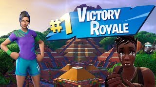 TRY HARD MODE ( SOCCER SKIN) !!!! | CLIPS DE GAMEPLAY FORTNITE