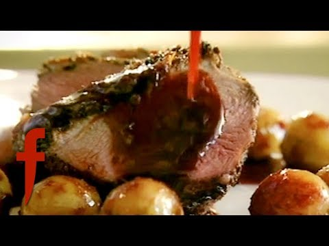 Gordon Ramsay Demonstrates How To Cook A Duck Breast | The F Word