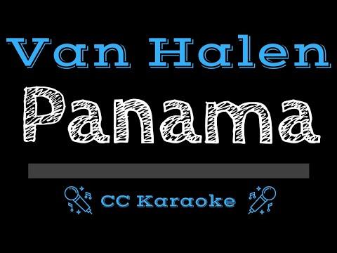 Van Halen   Panama CC Karaoke Instrumental