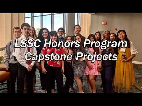Lake Sumter State College Honors Program Capstone Project Compilation