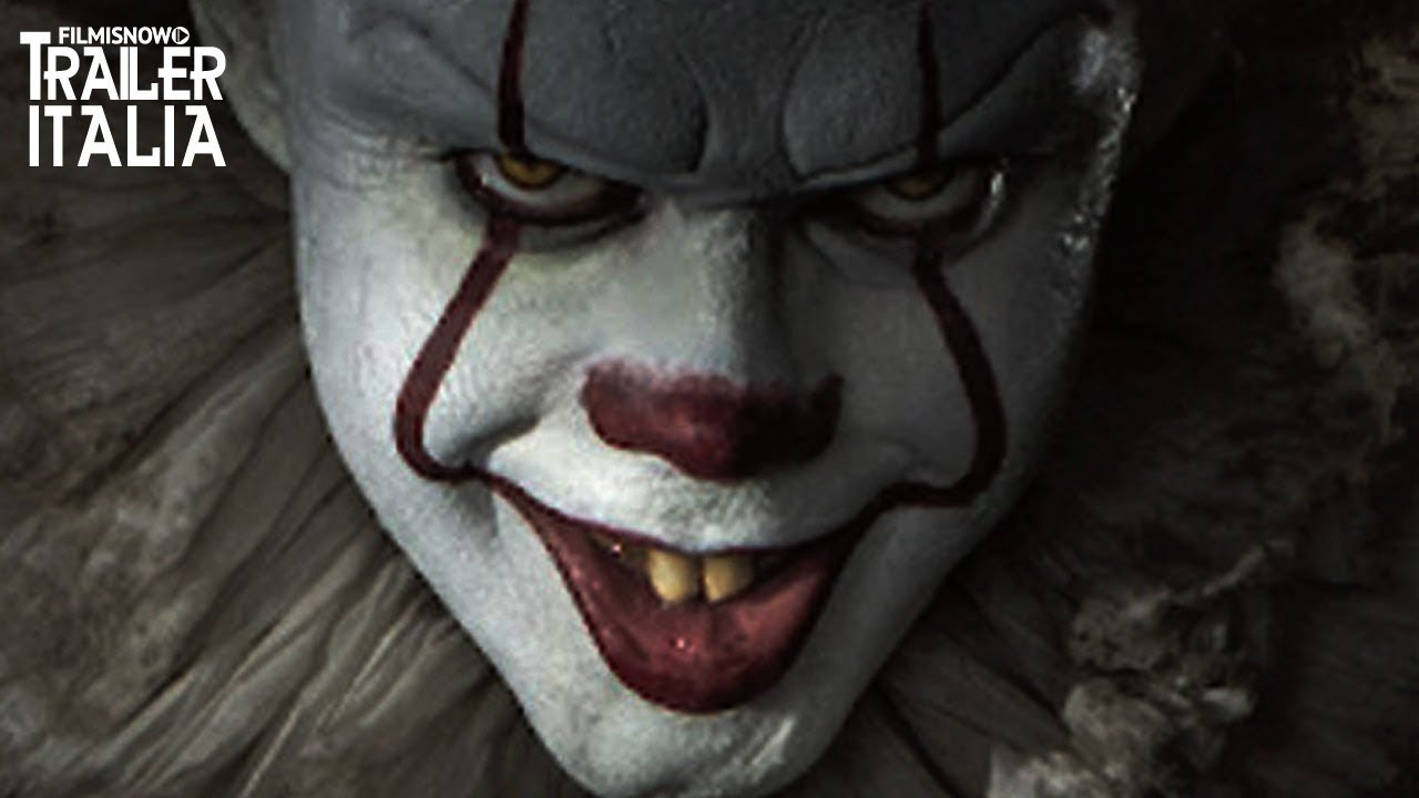 It Pennywise Prende Vita Nel Disegno In 3d Youtube