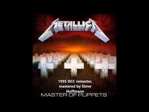 Master of Puppets - Different Reissues Compared
