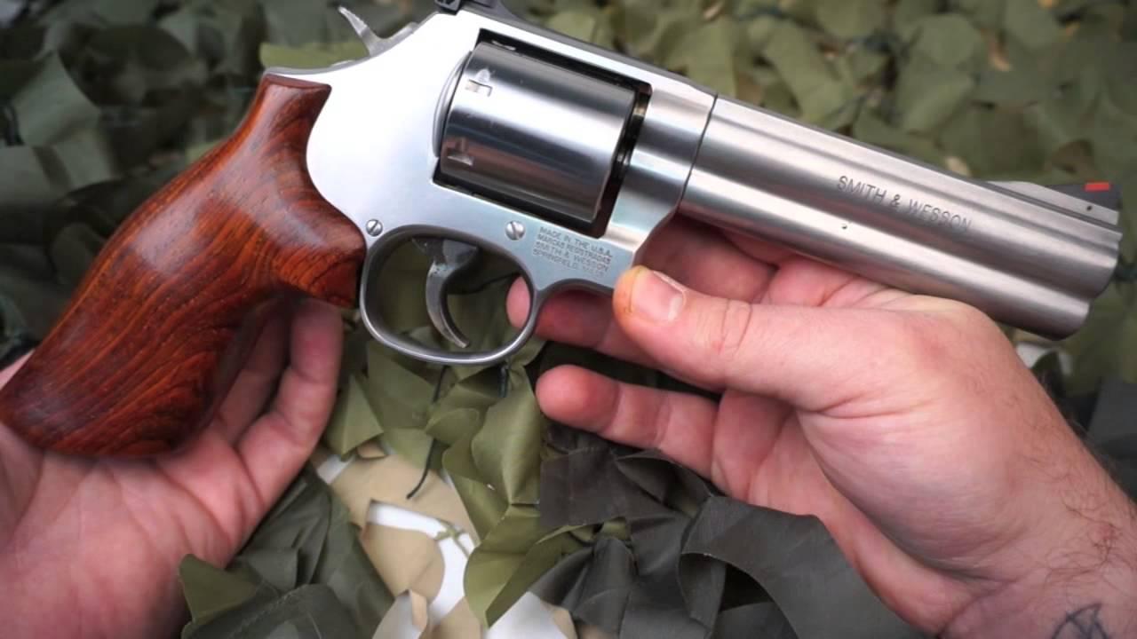 Smith & Wesson 686 Talo 357 5